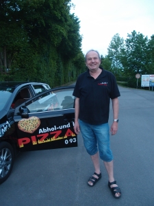 Rasender Pizza-Willy :-)