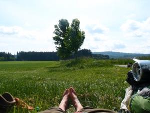 Entspannt entspannter Hanna