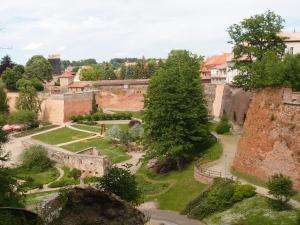 Noch von gestern: Eger (tschechisch Cheb), die alte Burgstadt