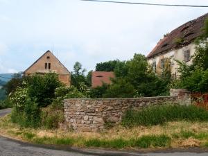 Der Ebert Hof in Tschirnitz