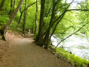 Ich liebe den Duft von Wasser,  der Fluss riecht für mich nach Urlaub und Kanu :)
